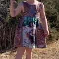 'Always adorable Echidna' - dress