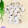 Boys Bluey Fabric Shirt - FREE SHIPPING!