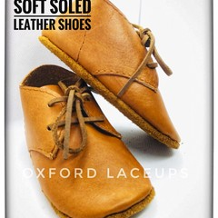 Leather Oxford lace ups