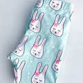 Easter Bunny Bow Baby Leggings Pants, Toddler Multicolour, Trendy Baby Clothes