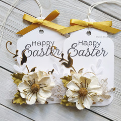 Happy Easter Tags