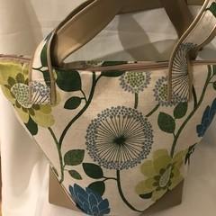 Tote Bag Spring Flowers #2