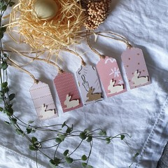 Easter Tags (5) | Free Postage