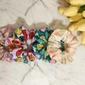 Handmade Easter hair Scrunchie, Easter Scrunchies, hair tie/ elastic Handmade in