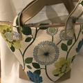 Tote Bag Spring Flowers #2