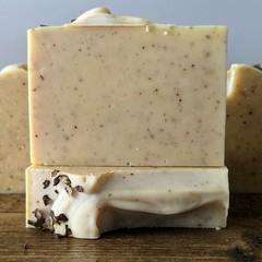Lemon Myrtle & Honey Luxury Handcrafted Soap