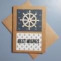 Naval Birthday Card