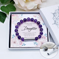 Wish Bracelet for Daughter | Personalised Jewellery | Secret Message