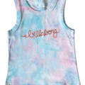 GIRLS SINGLET TOP