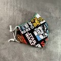 Cotton Face Mask - STAR WARS