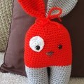 Easter Bunny, Crochet Bunny Toys, Bunny Amigurumi, Soft Bunny Toy