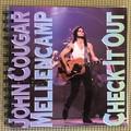 John Cougar Mellencamp 45 Notebook