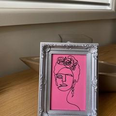 Pocket Sized Frida Kahlo