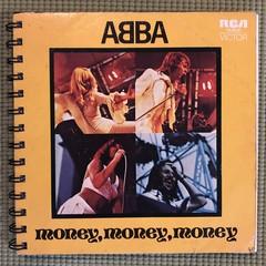 Abba 45 Notebook