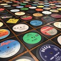 Set of 100 Coasters Various Artists