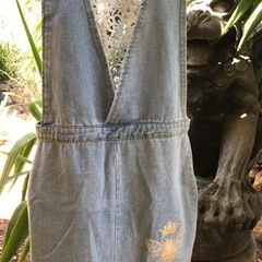 Majestic Bee Overall Dress