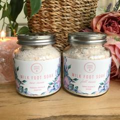 Foot Milk Bath - Full & New Moon Rituals