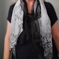 Floaty Many Scarves in One! Wear it simple or dramatic, your choice