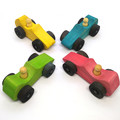 Wooden Toy Racer (Recycled Wood)