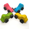 Wooden Toy Bubble Car (Recycled Timber)