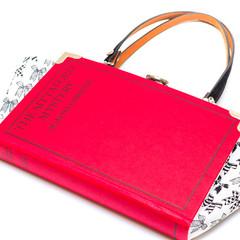 Agatha Christie Novel Bag - The Sittaford Mystery - Handbag made from a book