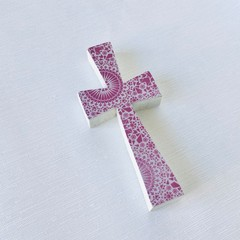 Wooden Decorative Cross