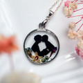 Mademoiselle Floral Necklace