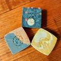 Set of 3 natural handmade soaps