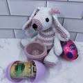Bunny egg cup