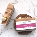 Handmade Soap - Girl's Love (lavender & rose geranium essential oil blends)