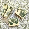 Handmade Soap - Summer Splash (coconut & lime) | Vegan | Best Seller