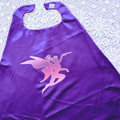 Fairy Dress Up Cape -Small size