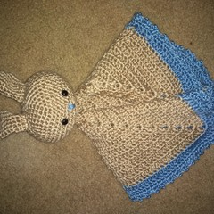 Bunny Lovey, Baby/Child Comforter