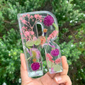 Floral Letters- Custom Made