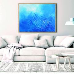 Ocean Dreaming - Original Artwork by Contemporary Artist Samantha Worthington