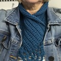 Crochet neck warmer, cowl, scarf, Gift, Winter,Handmade, Birthday