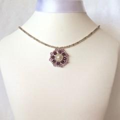 Swarovski Crystal Necklace: Lucerne