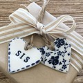 Small Ceramic Gift Tags