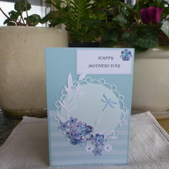 HAPPY MOTHERS DAY CARD - (FREE POSTAGE)