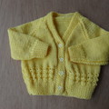 0 - 3 Months Baby Jacket