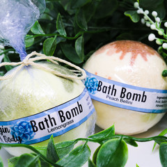 Luxurious Foaming Bath Bombs (Small) | Various Scents