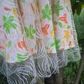 Floral Sparkle dress Size 3