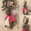 Peter Rabbit Inspired