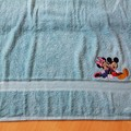 """""""Best Friends """" Embroidered Towel"""