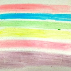 Easter Bunny Bath Crayons