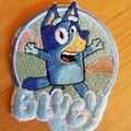 """""""Bluey"""" iron-on Badge"""