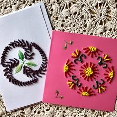 Handmade Medallion Cards