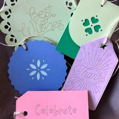 10 pack of Gift Tags
