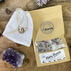 Bath Soak | Botanical Bath Salt | Herbal Bath | with Bath Tea Bag