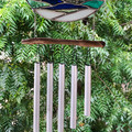 Beach Days - Stained Glass Wind Chime